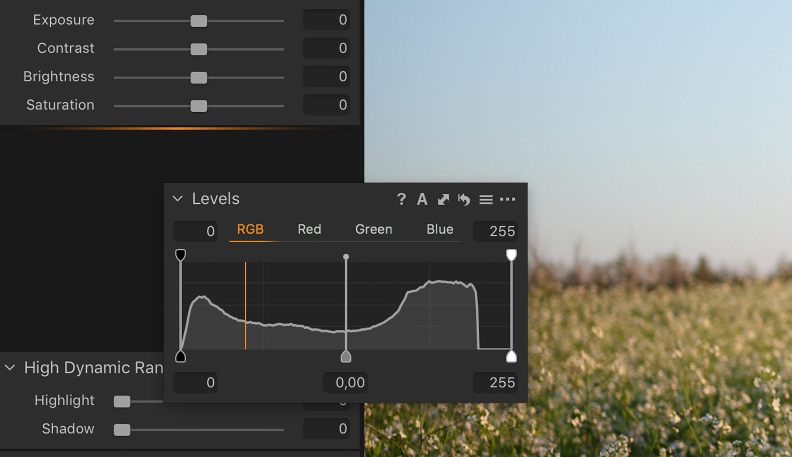 Capture One 12 customizing interface workspace