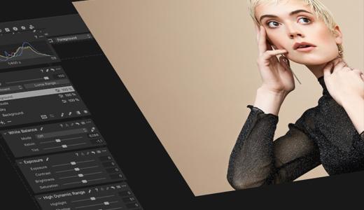 capture one webinar session organisation