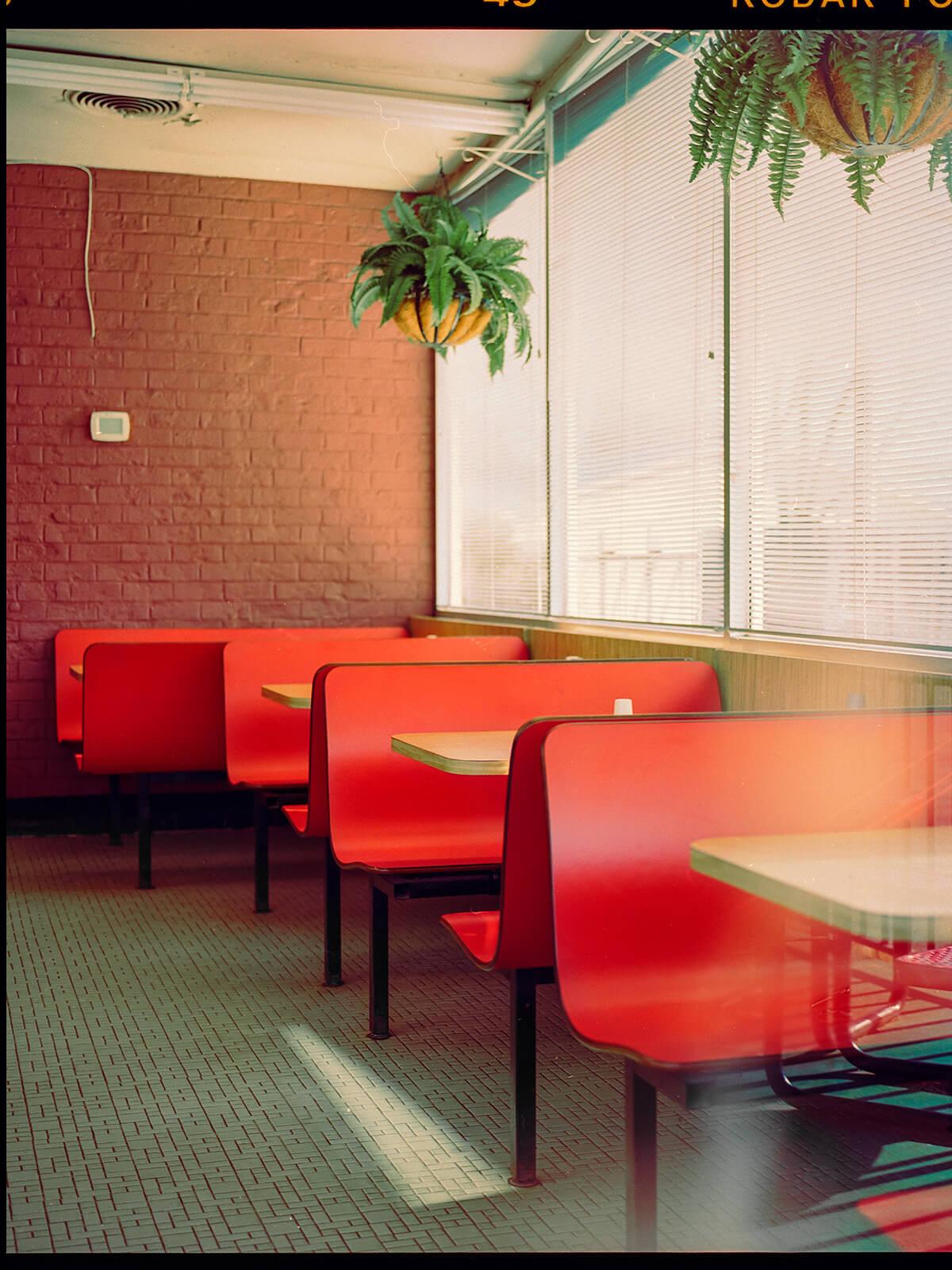 Blake Pope - historic diner in Charlotte, North Carolina