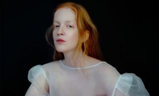 Capture One RAW photo editor studio workflow blogpost Kristina Varaksina feature image portrait of model